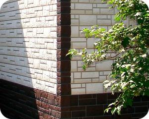 Фасадные панели: что за материал?