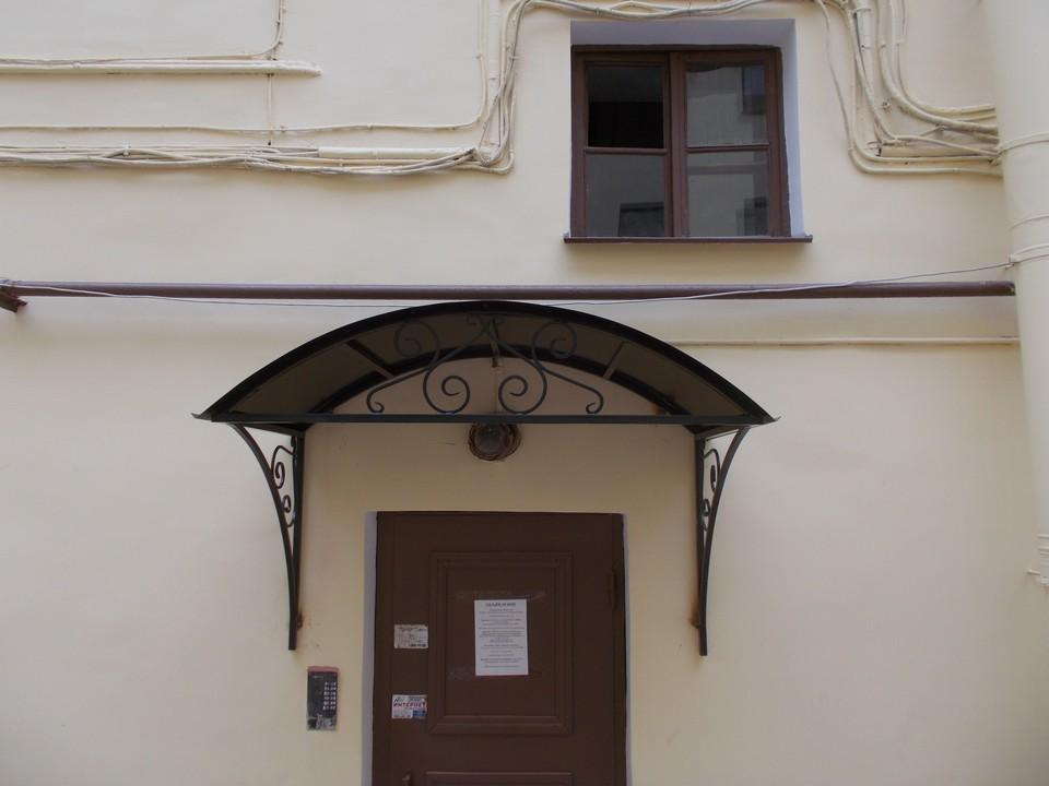 подарок фото еврея над входной дверью одно