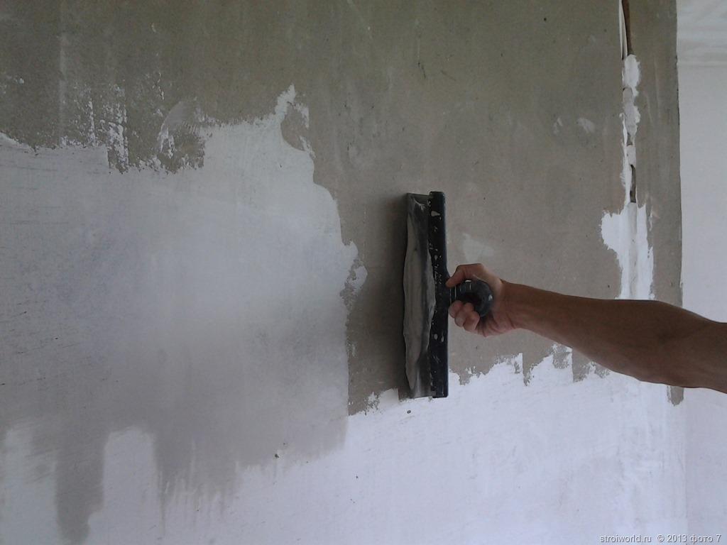 Как новичку штукатурить стены своими руками