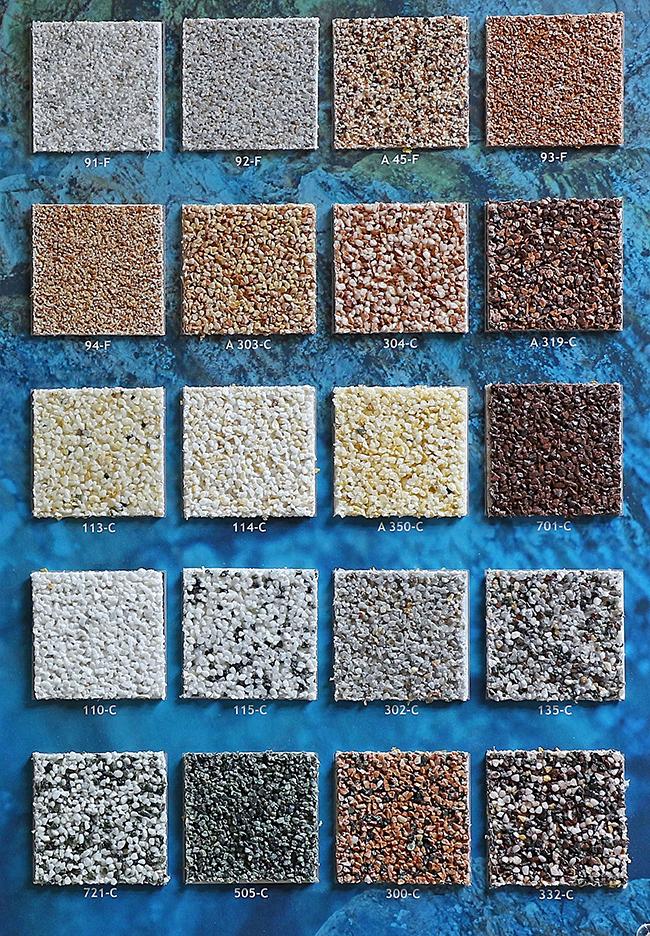 Инструкция по нанесению мозаичной штукатурки снаружи здания