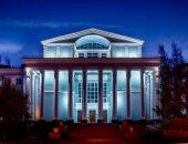 Архитектурная подсветка зданий — идеи на фото