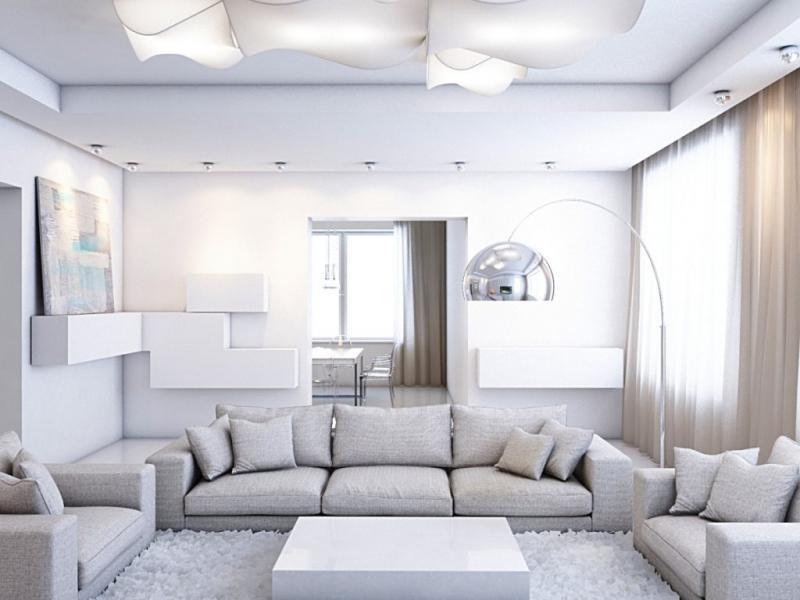 Дома в стиле минимализм: характерные черты и фото