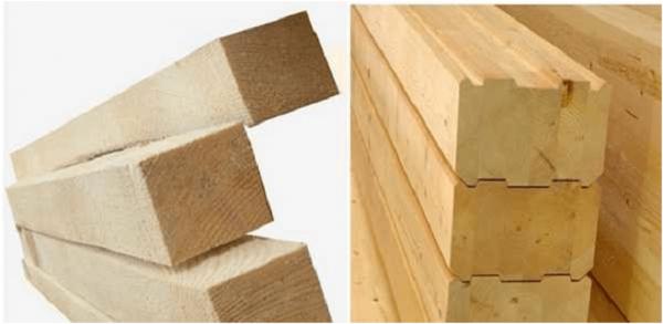 Отличия от других деревянных материалов
