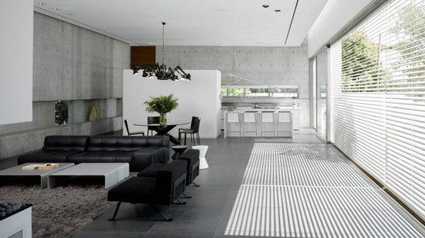 Минимализм в дизайне помещения
