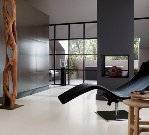 Простой и функциональный дизайн интерьера в стиле минимализм
