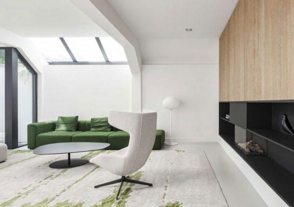 Использование натуральных материалов в минималистичном дизайне интерьера