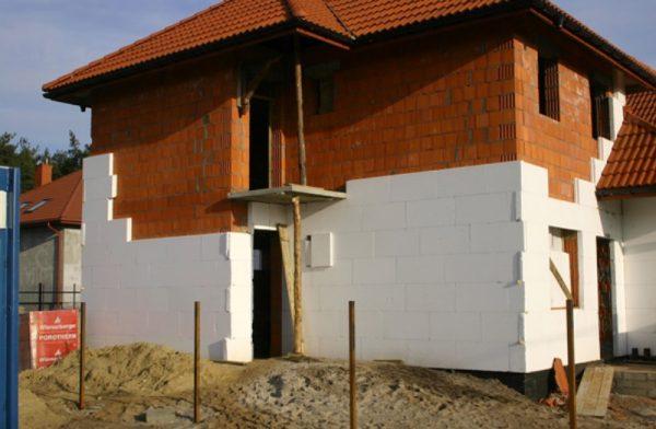 Утепление кирпичного дома