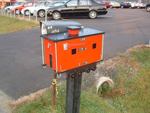 Оригинальные почтовые ящики для частного дома