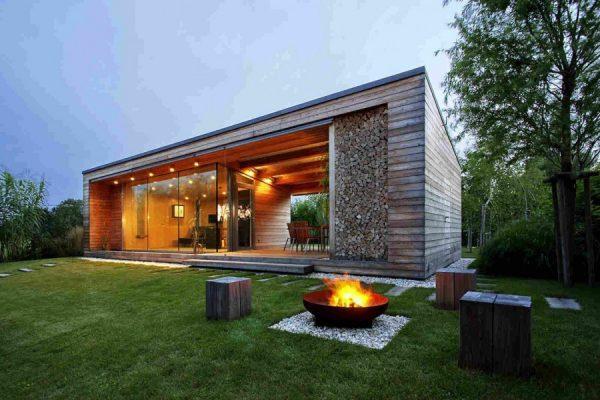 дизайн частного дома снаружи