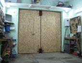 Как утеплить ворота гаража изнутри своими руками — пошаговая инструкция
