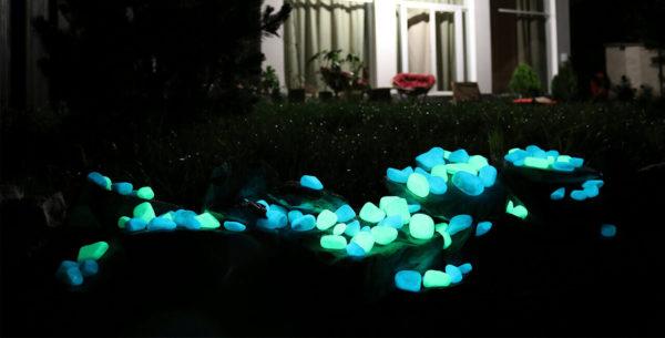 Светодиодные декоративные камни