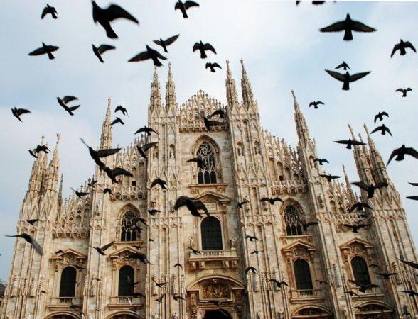 Архитектура в готическом стиле: современные фото