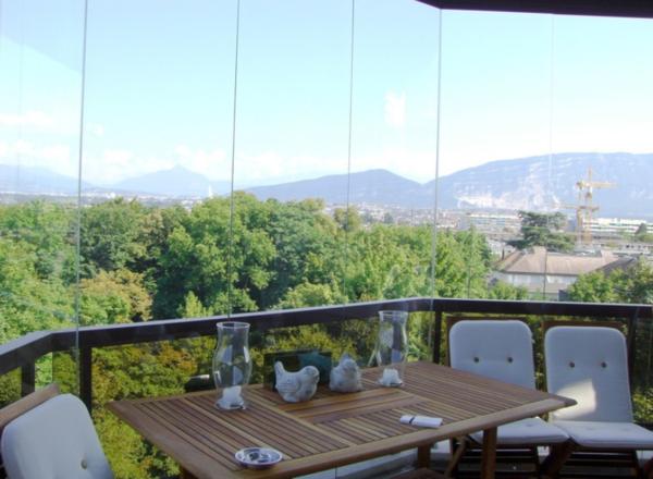 Идеальный балкон для свидания