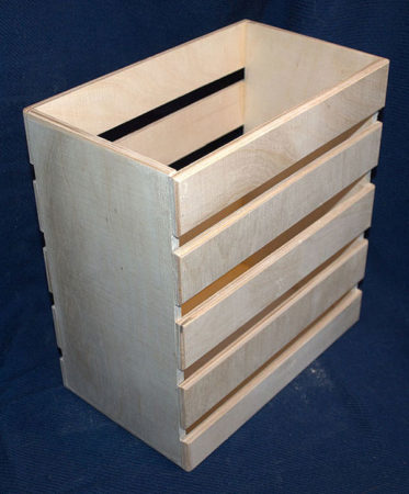 деревянный ящик своими руками
