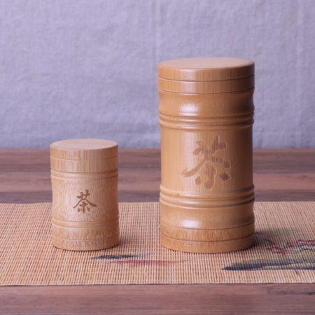 деревянная баночка