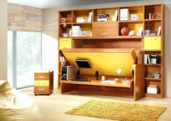 Многофункциональная трансформируемая мебель