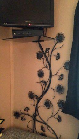 Накладка для декора кабеля