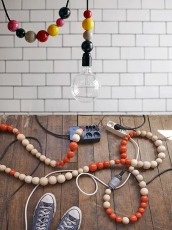 Декор кабеля