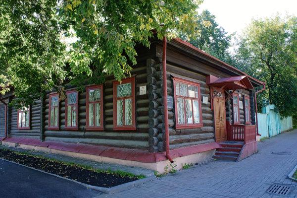 музей Бажова