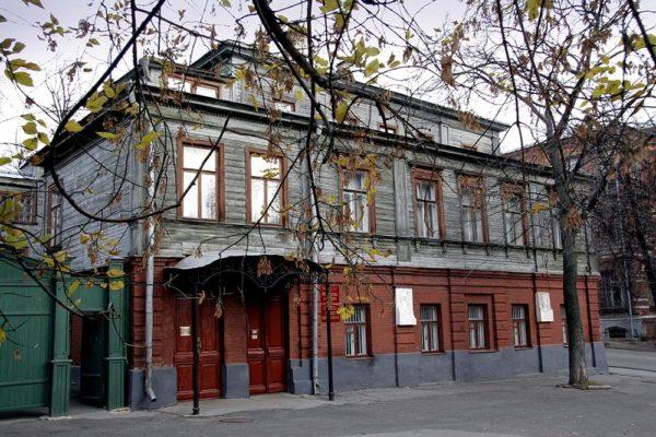 музей Горького
