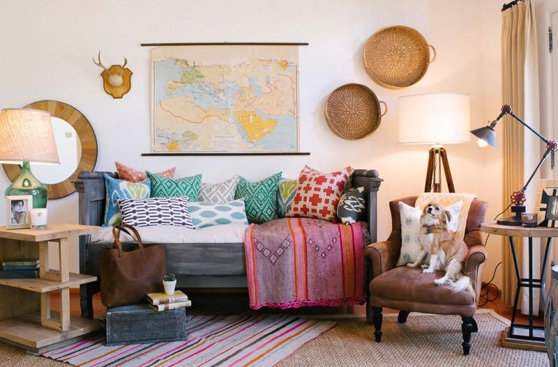 16 идей для украшения съёмной квартиры: уют превыше всего