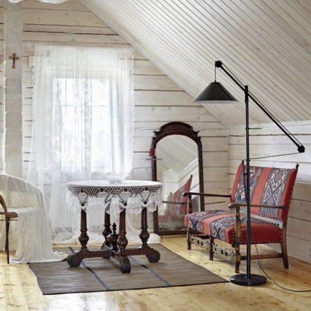 Интерьер в деревенском стиле
