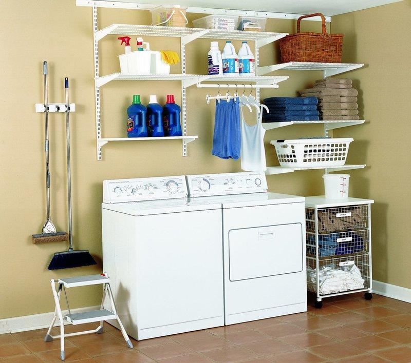 Хранение химии в ванной: удобно и функционально