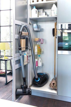 Хранение хозинвентаря в квартире
