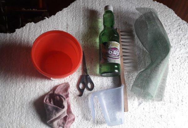 Материалы для изготовления клея