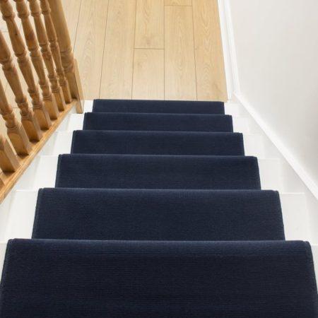 Ковролин на лестнице