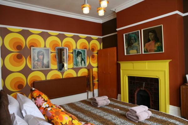 Дизайн комнаты с несколькими доминантами