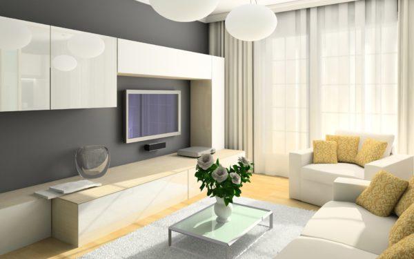 Яркий текстиль добавляет уюта