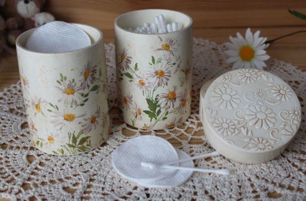 Керамические вазочки