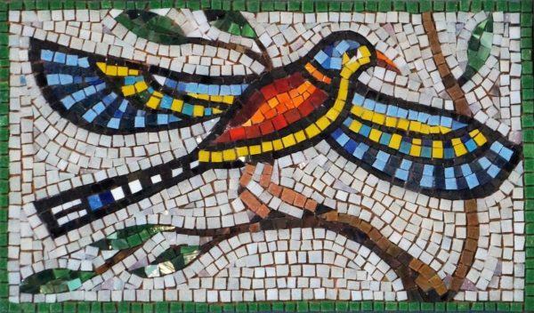 Рисунок птицы