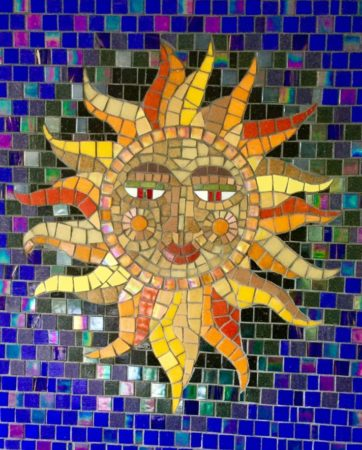 Рисунок солнца
