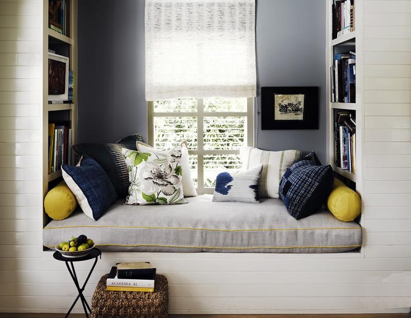 «Место силы»: 3 способа уединиться в маленькой квартире