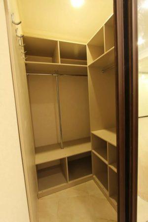 Шкаф-купе вместо кладовки