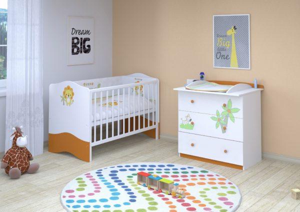 Комод для детской комнаты