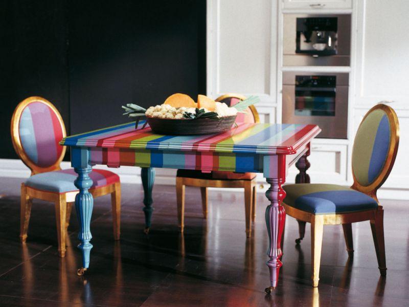15 красивых кухонных столов на фото: за такими и есть приятней