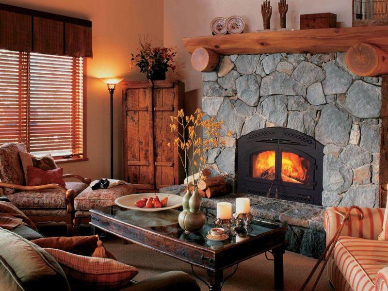 Тёплый и уютный интерьер: создание гармоничной атмосфере в доме или квартире