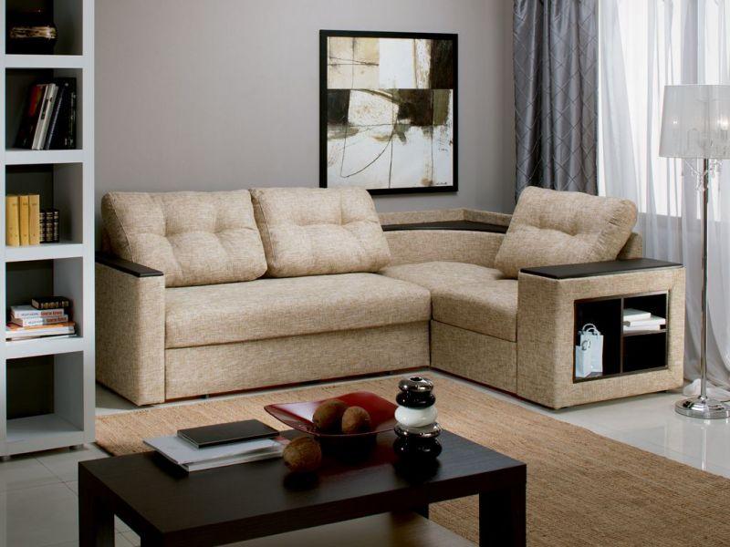 5 хитростей по выбору дивана для маленькой комнаты (фото)