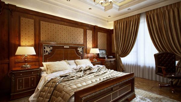 идеальный ремонт спальни