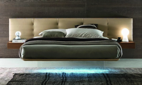 Кровати, которые крепятся к стене
