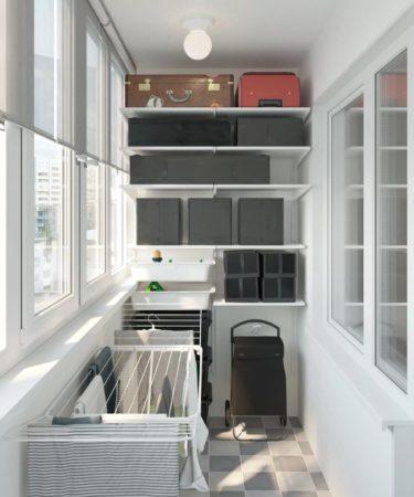 куда убрать вещи в маленькой квартире