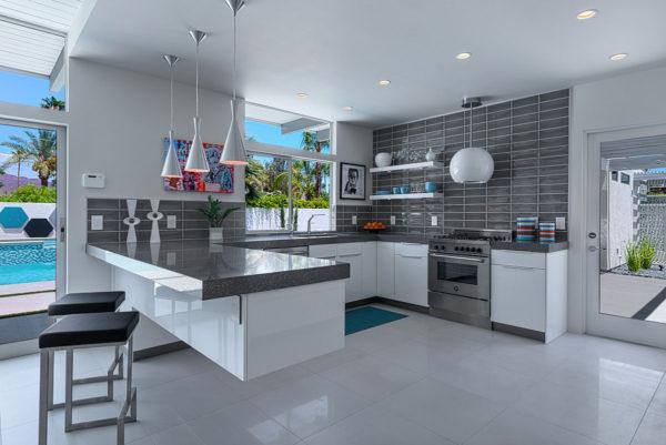 необычные подвесные кухни 2019