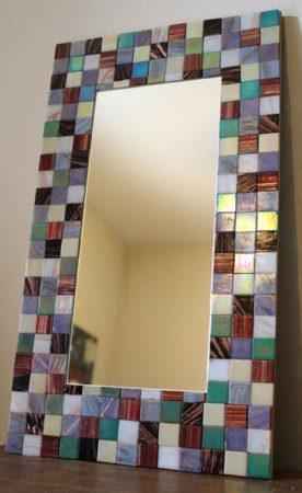 необычное применение плитки
