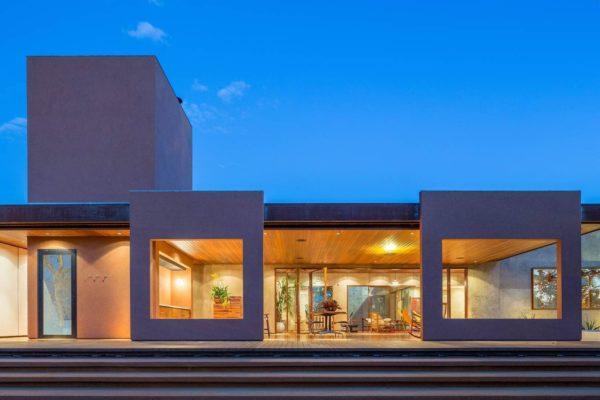 Архитектура частного дома в Бразилии