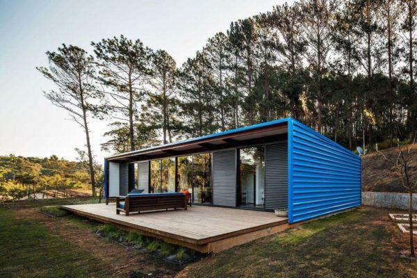 необычные проекты недорогих маленьких домов