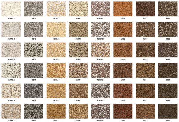 Состав мозаичной штукатурки, ее ключевые особенности и преимущества
